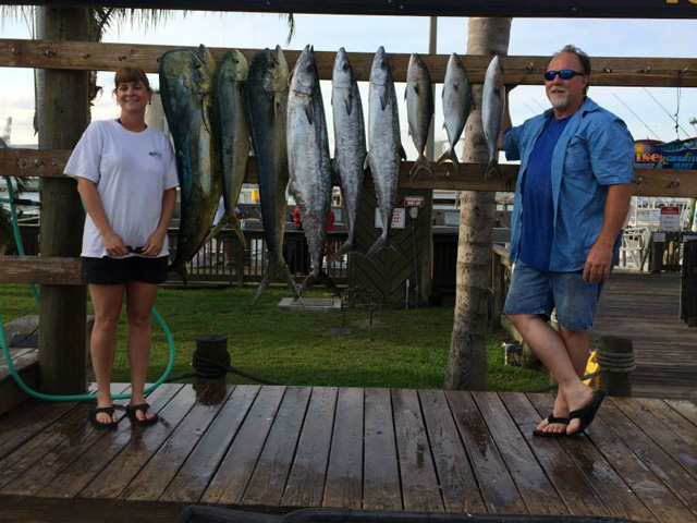 port canaveral fishing fun