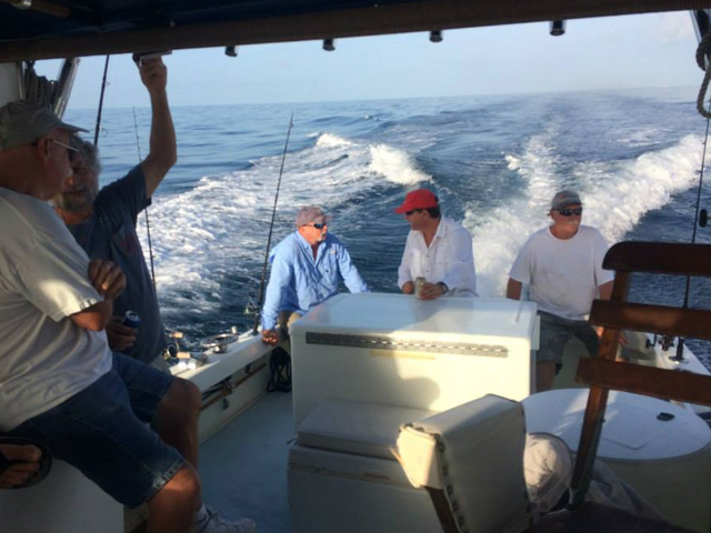 Canaveral sportfishing get down charters for Cape canaveral fishing charters