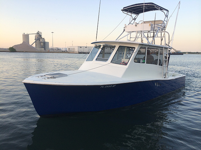 Port canaveral fishing reports get down charters for Cape canaveral fishing report